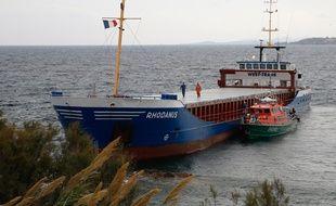 Le navire Rhodanus s'est échoué dans la plus grand réserve naturelle de France, à Bonifacio en Corse
