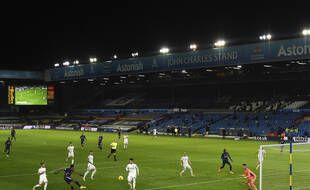 Le match Arsenal-Leeds, le 21 novembre 2020.