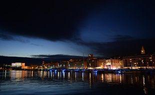 Le port de Marseille, le 5 novembre 2013.