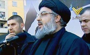 Le chef du Hezbollah chiite libanais, Hassan Nasrallah, a participé mardi à Beyrouth aux fêtes chiites de l'Achoura, pour sa première apparition publique depuis 2008, ont rapporté les télévisions libanaises.