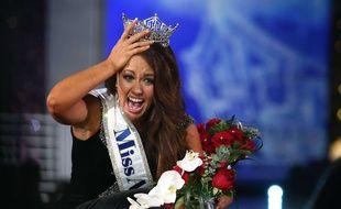 Cara Mund a été élue Miss America 2018 le 10 septembre 2017 à Atlantic City