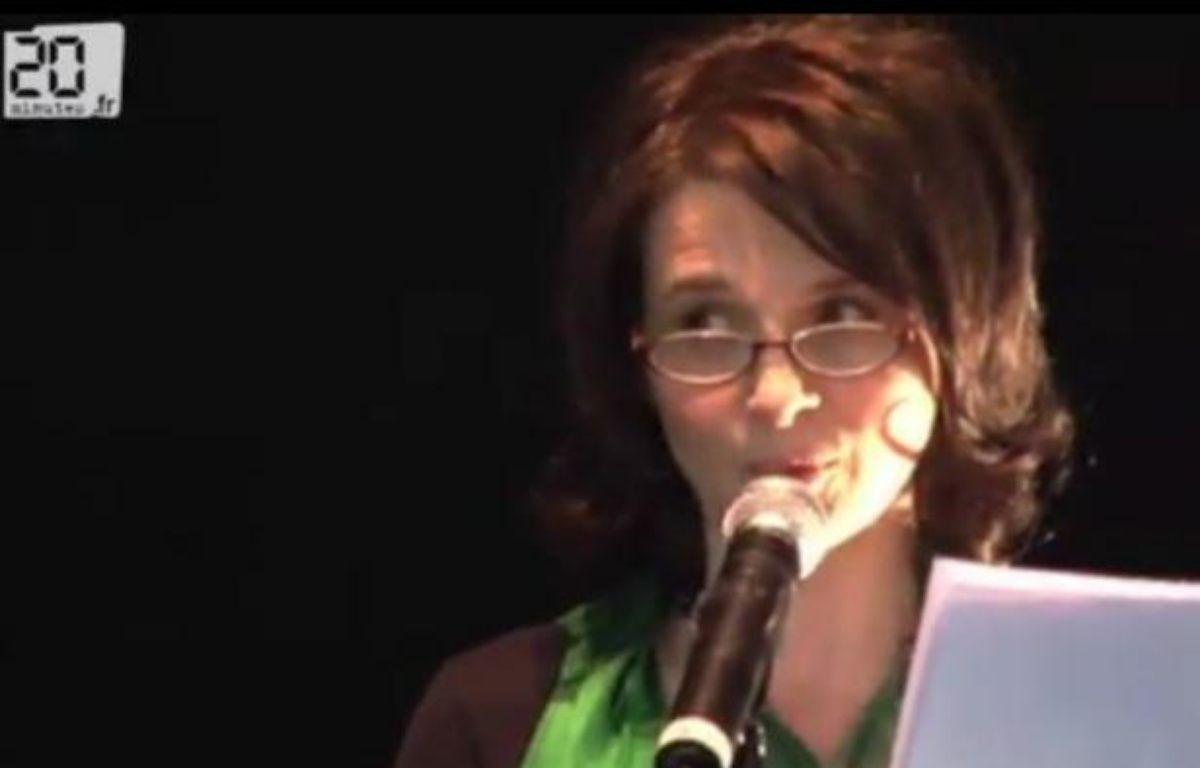 Juliette Binoche ouvre le Printemps des poètes à Paris, le 7 mars 2011 – 20minutes.fr