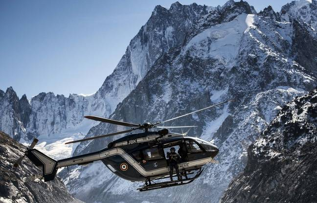 Un avion se pose près du Mont-Blanc... Le maire de Chamonix peste contre «une atteinte intolérable à l'environnement»