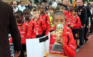 Kylian Mbappé a déjà remporté la Coupe du monde.