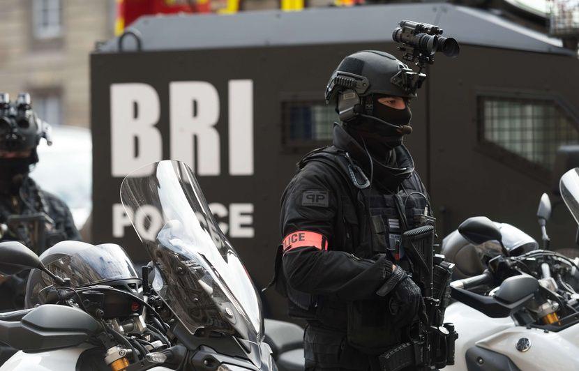 Toulouse: Un homme interpellé par la BRI après s'être réjoui du décès d'un policier