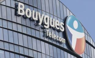 Le siège de Bouygues Telecom à Paris.