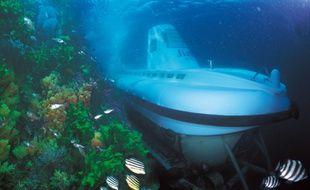 Le projet de sous-marin électrique.