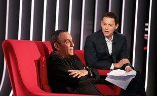 Thierry Ardisson et Marc-Olivier Fogiel