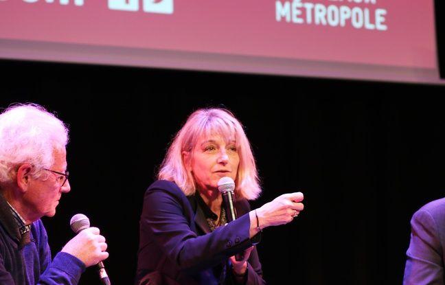 Carole Desnost, directrice innovation et recherche à la SNCF.