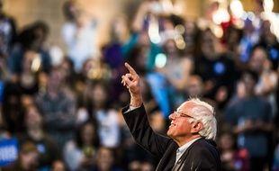 Bernie Sanders dans le Colorado, le 5 novembre 2016.