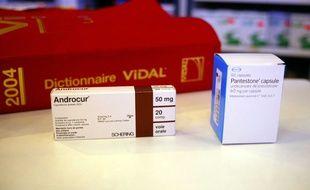 L'Androcur, traitement hormonal, multiplie le risque de développer une tumeur bénigne du cerveau.