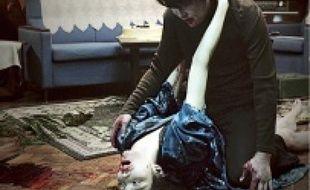 Scènes burlesques et orgasmes sanglants, dans Thirst de Park Chan-wook, tout finit dans un bain de sang.