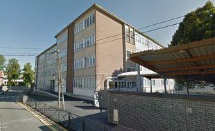 Le collège George -Sand de Béthune.