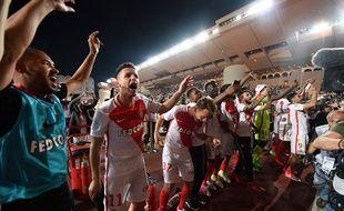 Les Monégasques sont champions de France !