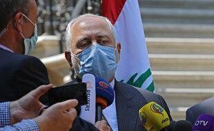Le ministre iranien des Affaires étrangères, Mohammad Javad Zarif. (archives)
