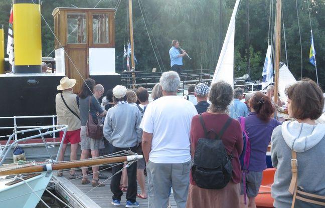 Louis Sclavis en concert à Nort sur Erdre le 26 août