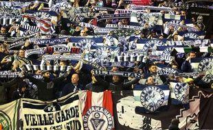Les supporteurs girondins préparent une réponse aux mauvais résultats actuels de leur équipe, désormais 17e de Ligue 1.