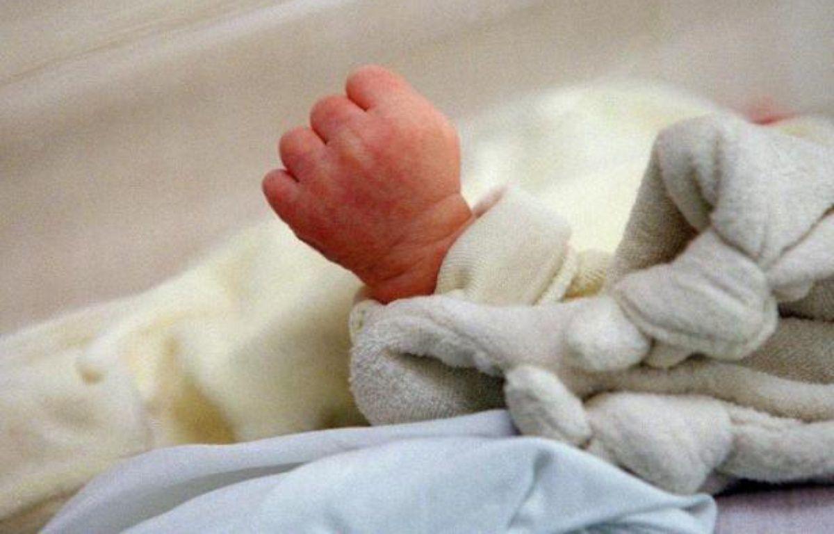 """La ministre de la Santé Marisol Touraine a déclaré samedi que """"tous les lots"""" de poches de nutriments mises en cause dans le décès de trois nourrissons à l'hôpital de Chambéry avaient été """"retirés"""". – Didier Pallages AFP"""