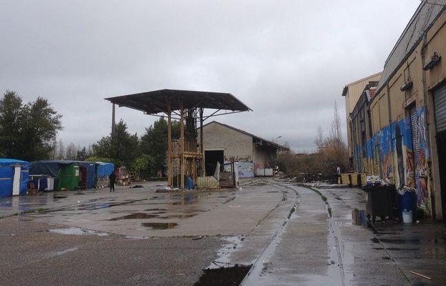 Bordeaux les associations alertent sur la situation des sahraouis install s dans un campement - La table du quai bordeaux ...