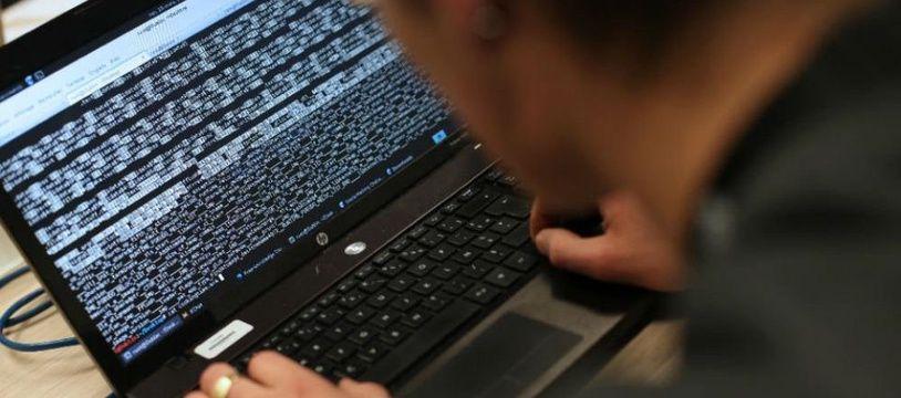 Le phishing connait une croissance inquiétante (illustration).