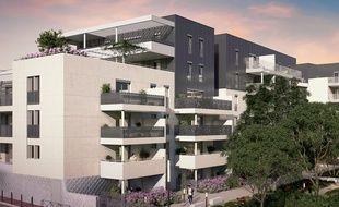 140 logements doivent succéder à l'actuelle polyclinique Saint-Roch