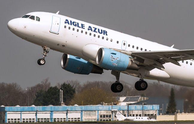 Aigle Azur: Les offres de reprise examinées par le tribunal de commerce