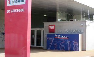 Strasbourg, le 29 aout 2014 - Le Vaisseau ferme ses portes deux mois pour travaux.