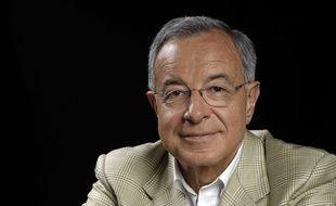 L'eurodéputé Alain Lamassoure.