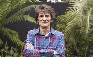 Le rockeur Ronnie Wood