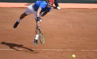 Lucas Pouille est déjà out à Monte-Carlo