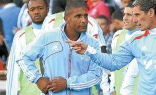 Ancien milieu de terrain défensif, Franck Passi réclame de la patience pour la formation.