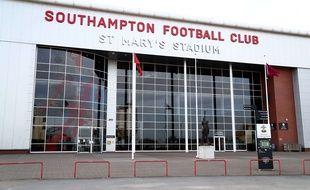 Le stade St Mary's de Southampton, en Premier League.