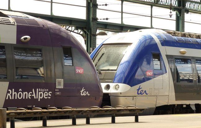 Une partie des voies sera fermée pendant la modernisation des 34 aiguillages de la gare de Perrache à Lyon. Illustration.