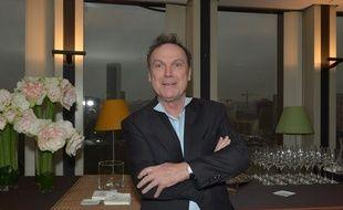 L'animateur Julien Lepers.