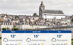Météo Tours: Prévisions du samedi 11 mai 2019