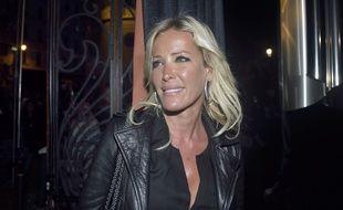 Ophélie Winter, le 1er juillet 2014 à Paris.