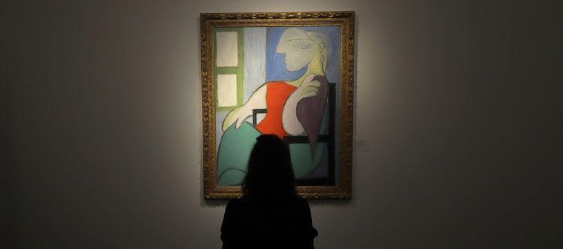 Ce tableau de Picasso a été vendu à 103.4 millions de dollars aux enchères à New-York.