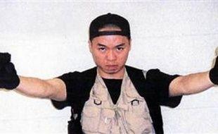 Cho Seung-hui, qui a tué 32 personnes sur le campus de Virginia Tech, le 16 avril 2007.