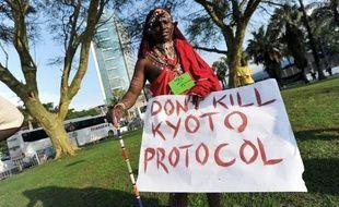 Sauver le protocole de Kyoto à tout prix: l'avenir du traité pionnier contre le changement climatique est devenu un symbole, un combat, bien au-delà des débats sur l'efficacité même de l'outil.
