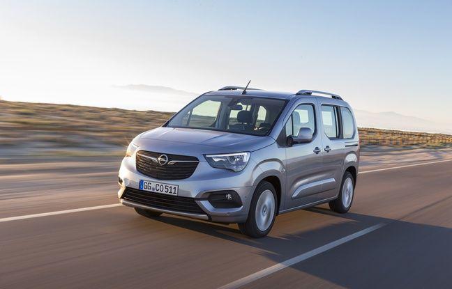 L'Opel Combo Life n'est pas présent à Genève, mais arrivera dès cet été.