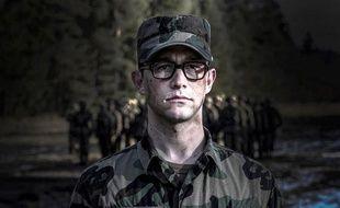 Joseph Gordon-Levitt dans le film «Snowden» d'Oliver Stone