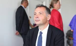 Le président de l'université Rennes 1 David Alis.