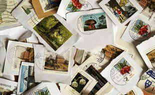 Les timbres sont vendus plus ou moins chers en fonction de la couleur.