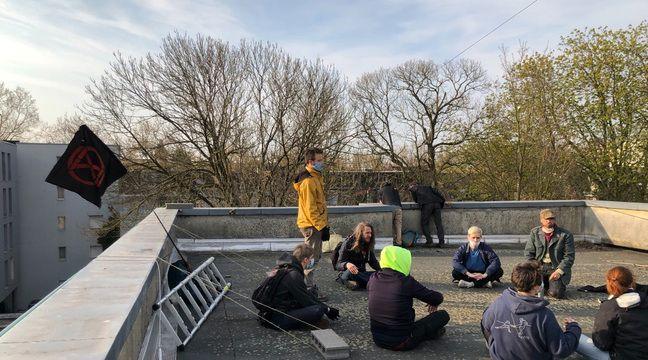 Lille: L'occupation d'un bâtiment vide par des militants associatifs empêchée par le RAID