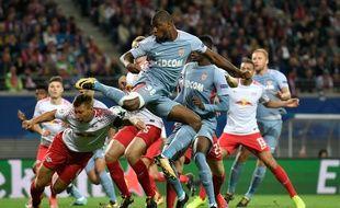 Monaco affronte Leipzig en Allemagne