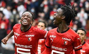 Brandon Soppy et Eduardo Camavinga font partie des jeunes talents que le Stade Rennais aimerait conserver.