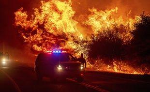 L'incendie Bear Fire a fait trois morts le 9 septembre 2020 dans le comté de Butte, au nord de la Californie.