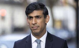 Le ministre des finances britannique, Rishi Sunak.