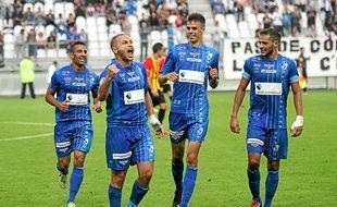 Yahia-Bey a inscrit 4 buts cette saison