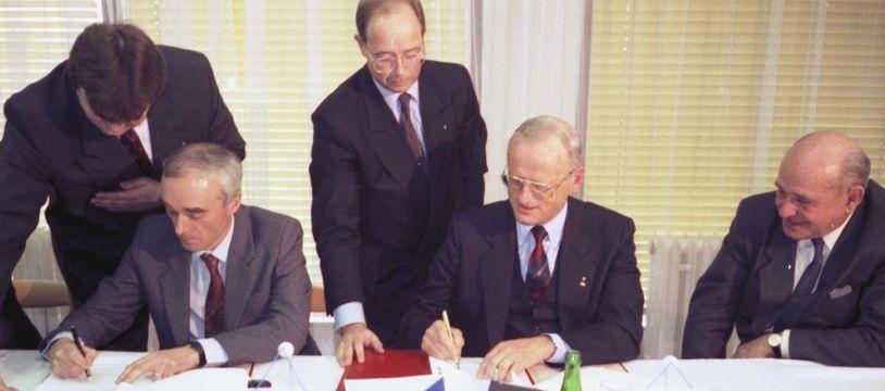 Il y a 30 ans: rachat de Skoda par VW